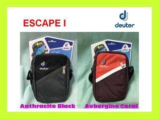 🌀Trendy🌀 Deuter ESCAPE I Shoulder Bag   Sling Bag