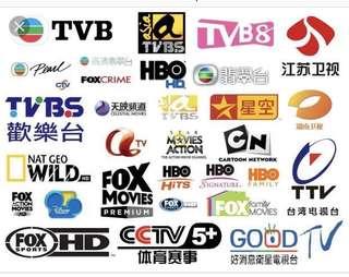 Application  For Tv box !