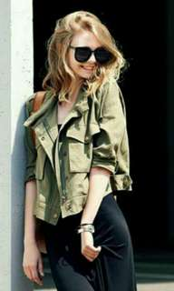 Army Green Jacket/outerwear