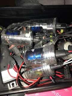 Hid bulb h1/h11/9006/h4