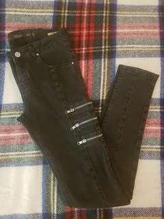 Zara skinny jeans size 26