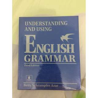 Buku English Grammar