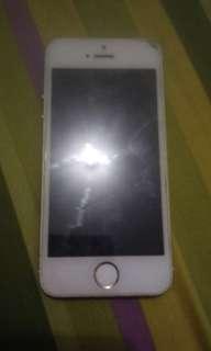 Iphone 5s 16gb fullset