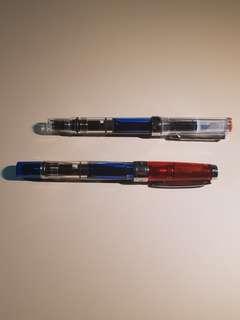 Fountain Pen - twsbi Diamond 580RB and eco