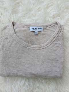 ARITZIA Community Wool Shirt BNWOT