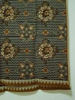 Kain Batik Motif (rok lilit, atasan, sewek)
