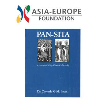 Rare book Pan-Sita : Communicating Cross-Culturally