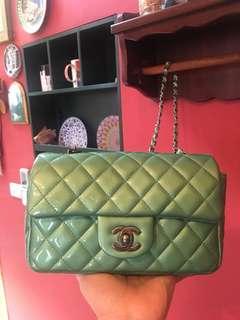 Chanel mini20超夯超美 斜背包
