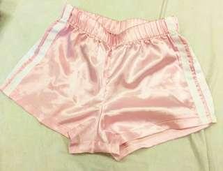 Pinkish shorts