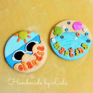 Polymer Clay Giveaways