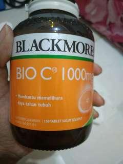 Vitamin harga satuan !! Blackmores bio C 1000mg