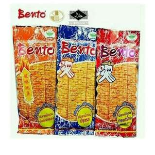 BENTO Thailand Snack 7-12May