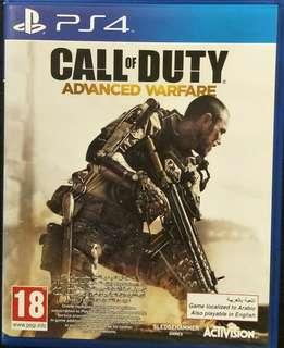 PS4 Call Of Duty Advance Warfare