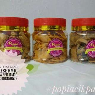Popia Cheese/Seaweed