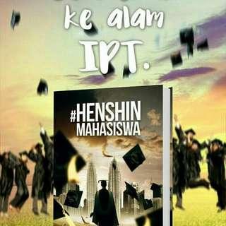 #Henshin Mahasiswa