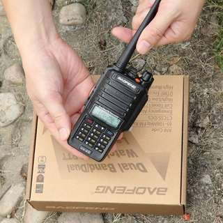 WALKIE TALKIE BAOFENG UV9R (WATERPROOF)