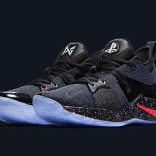 "Paul George 2 "" Playstation"""