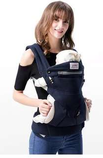 UUMU GERMANY OMNI 360 BABY CARRIER(NAVY)
