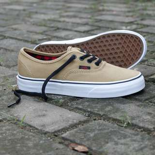 Vans Authentic Twill Gingham (BNIB)
