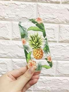 Iphone 5/s/se case - Pineapple Jungle