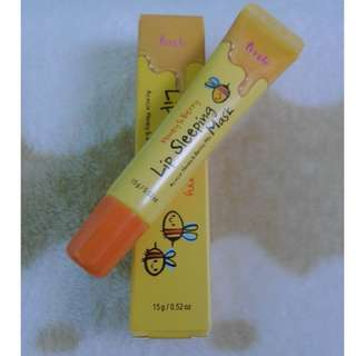 Honey & Berry Lip Sleeping Mask (Tube) 15g