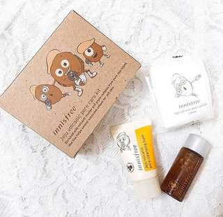 Innisfree Jeju Volcanic Pore Care Trial Kit