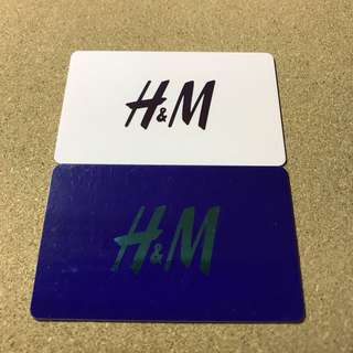 H&M Gift Card (Rose Pink & Purple)