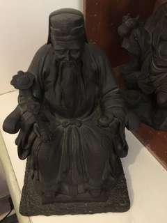 🚚 銅製財神