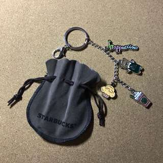 Singapore Starbucks KeyChain