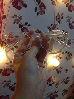 Transparan Glasses