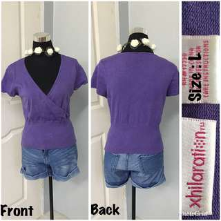 Xhilaration (purple-L)