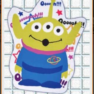 Toy Story Alien Towel - Adult size
