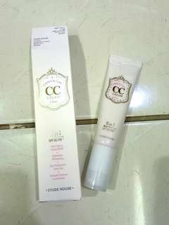Etude House CC Cream 8 in 1 (Color : #02 Glow)