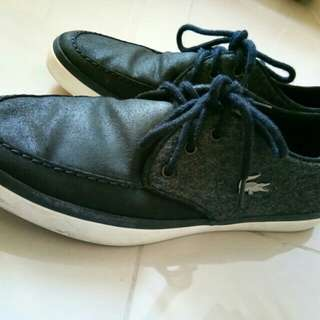 Lacoste shoes rush sale