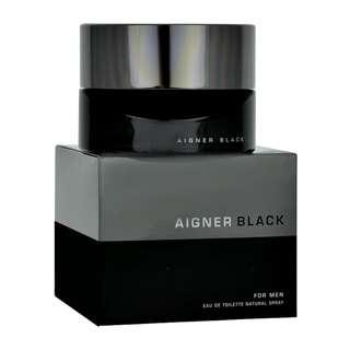 Parfum Original Aigner Black