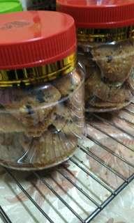 Mummy cookies taste famous Amos