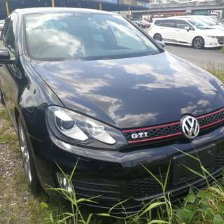 Volkswagen Golf GTi 2.0 (a) Unregistered
