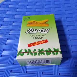 Pyary soap