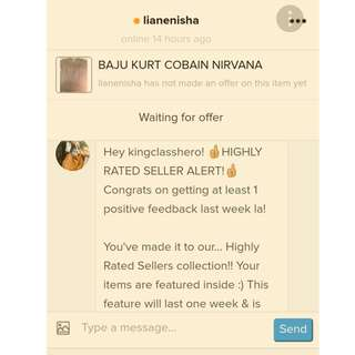 highly rated seller!!!!!!