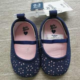 BN Baby B'Gosh Baby Shoes