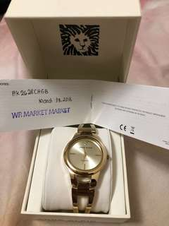 Authentic Anne Klein Watch (Bangle style)