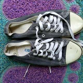 Class A converse rubber shoes