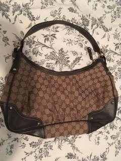 """GUCCI """"AAA"""" replica brown purse"""