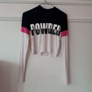 Forever 21 Workout T-shirt