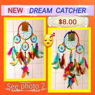 New Colourful Dream Catcher 30cm