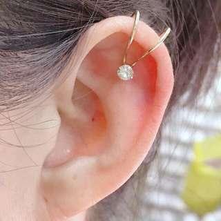 CLASSY EAR CUFFS