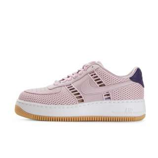 3ebed0488d45 Authentic NIKE AIR FORCE 1 UPSTEP SI W Rose   White