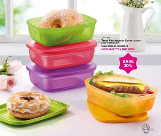 Snack Lunch Treats set