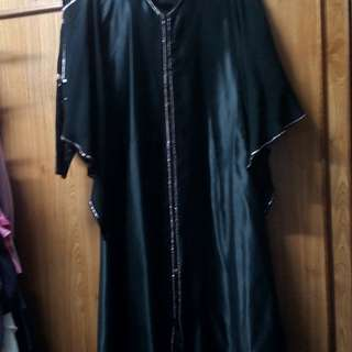 Princess Cut Abaya Jubah Girl pit 14inch