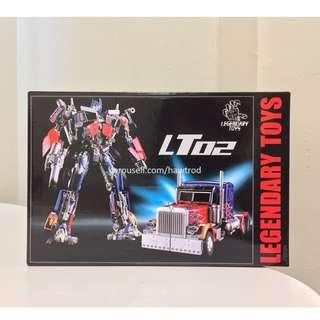 (In Stock) Legendary Toys, LT-02, KO MPM-04 Optimus Prime